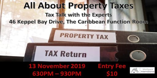All About Property Tax