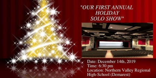EMG Dance Studios' First Annual Holiday Show