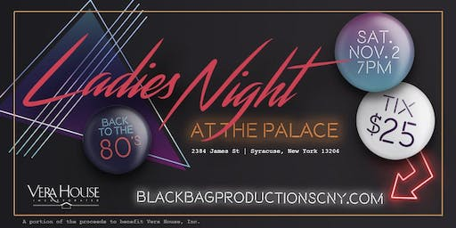 Ladies Night at The Palace '19