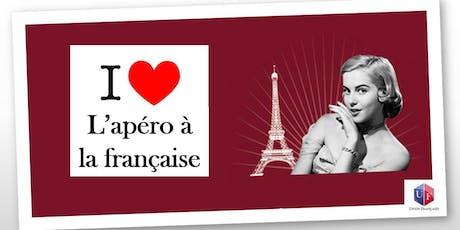 Apéro à la Française billets