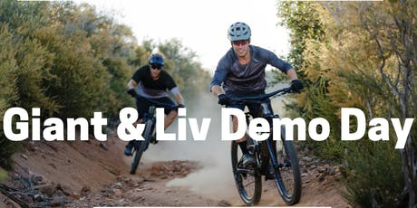 CANCELED DUE TO RAIN Giant & Liv Demo Day - Come ride the new 2020 Bikes tickets