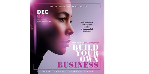 BUILD YOUR OWN BUSINESS TOUR LIPSYNK COSMETICS