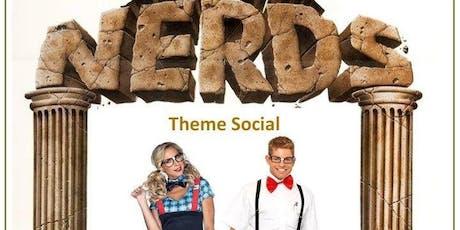 'Revenge of the Nerds' Theme Social tickets