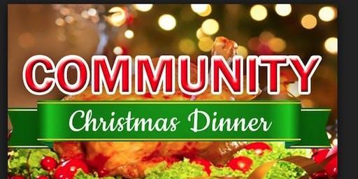 Spoken Word Cafe Community Christmas Dinner