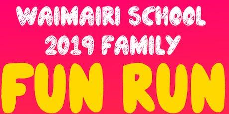 Waimairi Fun Run 2019 tickets