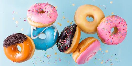 Technique 101: Homemade Doughnuts, Glazes & Spiced Sugars