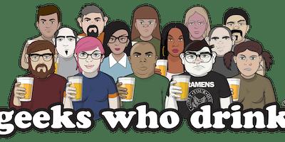 Chocolate Secrets Presents: Geeks Who Drink!