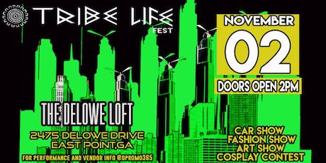 Tribe Life Fest tickets