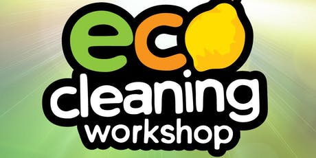 Eco-cleaning workshop tickets