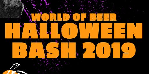 World of Beer-Tuscaloosa Halloween Bash