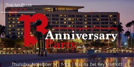 LA: 13th Anniversary Party tickets