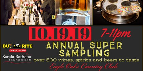 Buy-Rite Annual Super Sampling - Over 500 Wines, Spirits & Beer tickets