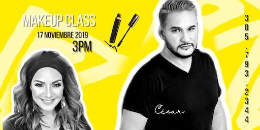 Makeup Class by César y Ruthy Rosario
