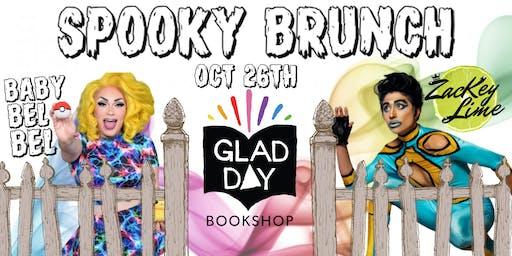 Spooky Drag Brunch at Glad Day