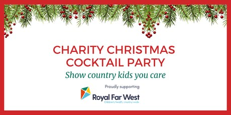 Charity Christmas Cocktail Party tickets