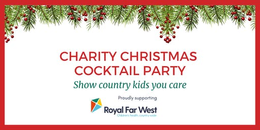 Charity Christmas Cocktail Party