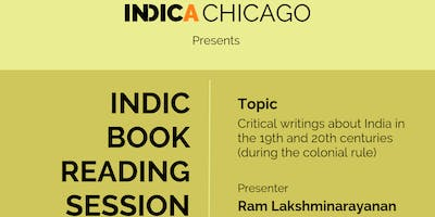 Indic Book Reading Session