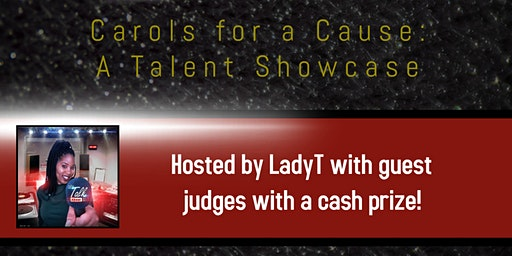 JR Consulting Presents: Carols for a Cause, A Talent Showcase