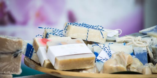 Soapmaking Workshop for Home and Gifting