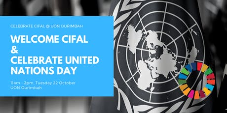 OURIMBAH - Celebrate United Nations Day // Global Impact Starts With You tickets