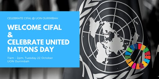 OURIMBAH - Celebrate United Nations Day // Global Impact Starts With You