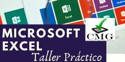 ✓CMG - Microsoft Excel Taller Práctico