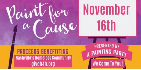 Paint For A Cause tickets