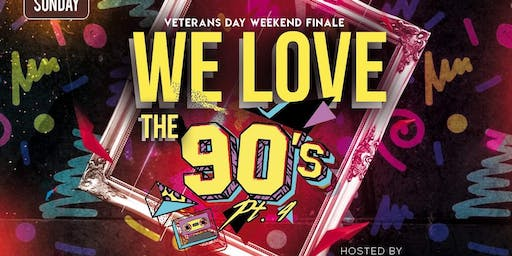 We Love The 90s 4