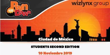 "Hackathon ""PwntillDawn para Estudiantes"" boletos"