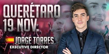Lanzamiento Gana Dinero Viajando Querétaro boletos