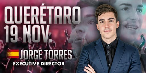 Lanzamiento Gana Dinero Viajando Querétaro