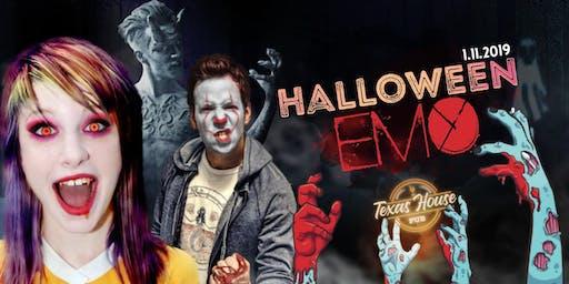 Halloween EMO no @TexasHousePub