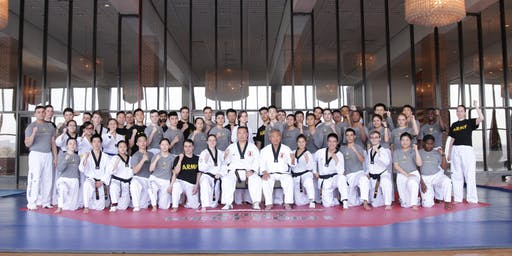 Training Champions with Great Grand Master Dong Keun Park