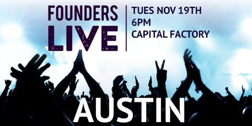 Founders Live Austin