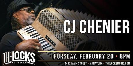 CJ Chenier tickets