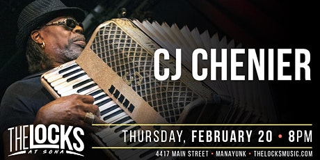 CJ Chenier - Dance Party! tickets