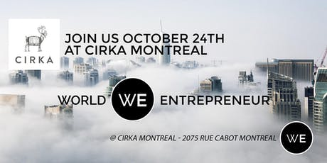 Be part of the Millionnaire MeetUP | WorldEntrepreneur | Cirka edition  tickets