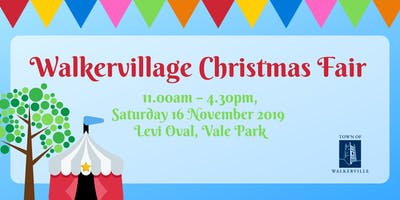 Walkervillage Christmas Fair