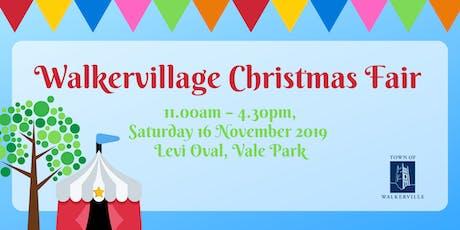 Walkervillage Christmas Fair tickets
