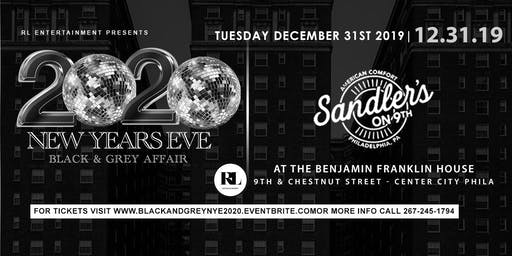 New Year's Eve Black & Grey Affair 2020