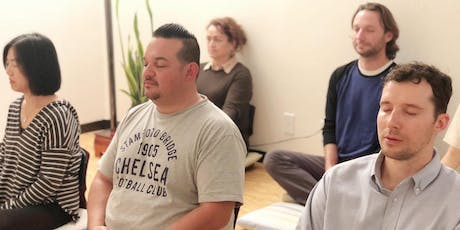 Free Weekly Group Meditation @ the Irvine Meditation Center (Every Thurs@6) tickets