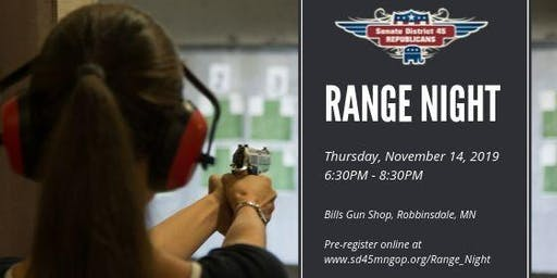 SD45 Range Night