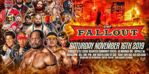 SWF Wrestling Presents Fallout 2019