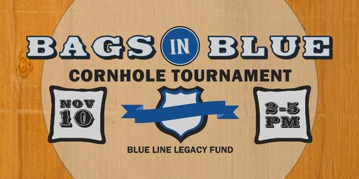 Bags in Blue | Cornhole Tournament