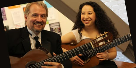 An Evening of Classical Guitar with Duo Tenebroso tickets