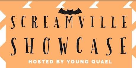Screamville Showcase  tickets