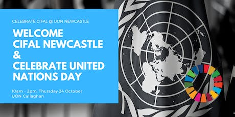 Callaghan - Celebrate United Nations Day // Global Impact Starts With You tickets
