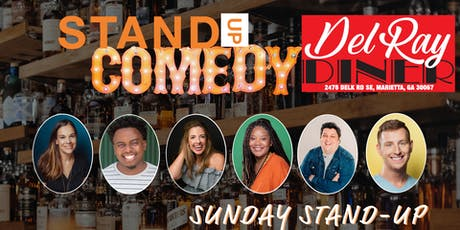 Sunday Stand-Up at Delray Diner tickets