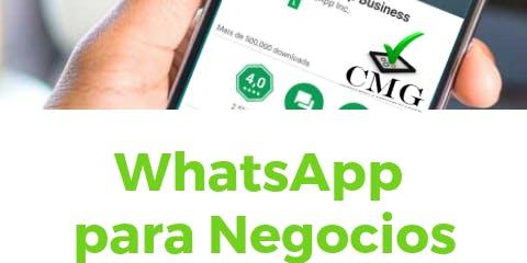 ✓CMG - WhatsApp para Negocios Taller Práctico