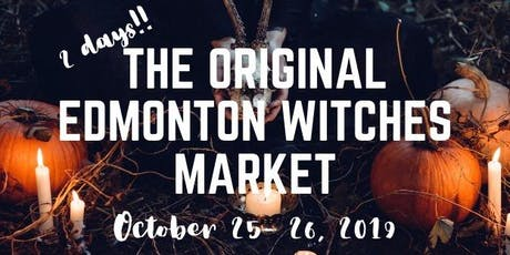 Samhain Emporium -The Original Edmonton Witches Market tickets
